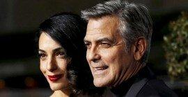 Физиогномический анализ Джорджа Клуни и Амаль Аламуддин в журнале FACES