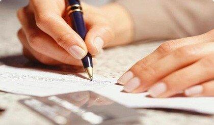Графологический разбор почерка