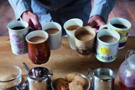 О любителях кофе, или кто из нас в «танке»